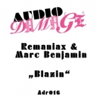 Remaniax & Marc Benjamin – Blazin'