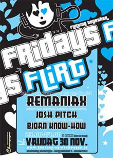 Friday's Flirt - 30/11/2007